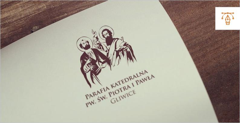 Logotypy i pieczęcie dla parafii